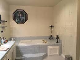 Painting Bathroom Tile by Voguish Bathroom Tile Also Painted Painting Diy Picture Floor