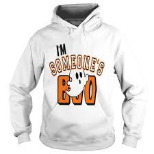 i u0027m someone u0027s boo halloween shirt hoodie and sweater