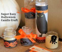 tutorial super easy halloween candles u2013 dollar store crafts