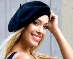 barret hat black beret hat women s black wool beret wool