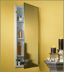 tall recessed medicine cabinet bathroom mirrors medicine cabinets recessed with cool photo eyagci com