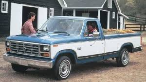 1985 ford f150 extended cab the history of the ford f series in the 20th century