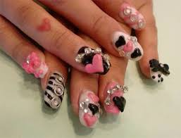 15 cute 3d valentine u0027s day nail art designs u0026 ideas 2017 vday