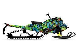 custom motocross helmet wraps limenine custom motocross graphics sled wraps action sports decals