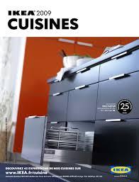 catalogue cuisines ikea calaméo ikea 2009 cuisines fr