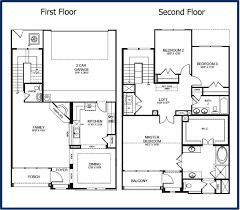 baby nursery two story house plans story house plans with