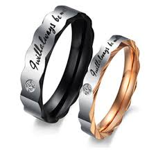 jewelry rings walmart his and hers wedding rings accesories sets
