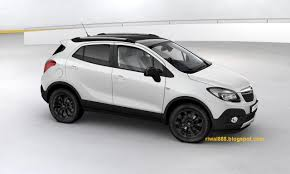 opel white riwal888 blog new opel mokka suv new whisper diesel and opel