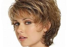 haircuts for 30 and over short curly hairstyles for over wavy bangs medium hair styles