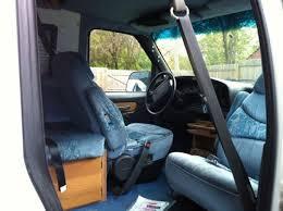 Conversion Van Interiors Easy Diy Updates Take A Conversion Van To Custom Cool Axleaddict