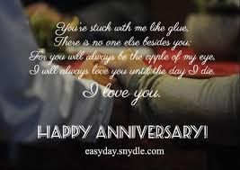 best 25 happy anniversary messages ideas on