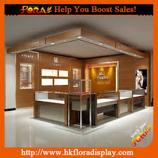 Jewelry Shop Decoration Store Shop Shopping Mall Showroom Trade Show Display