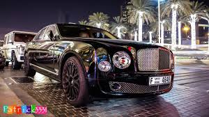 bentley mulsanne custom interior nearly murdered out bentley mulsanne with bad a rims youtube