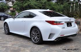 sporty lexus blue best of awards 2015 lexus rc f review in 3 videos 170 photos