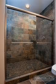 Basco Shower Door Basco Shower Enclosures Infinity Frameless Shower Door Burnished
