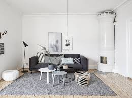 Scandinavian Home by I Wish I Lived Here A Calming Scandinavian Home With A Festive