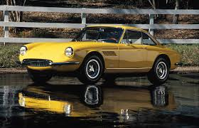 ferrari yellow interior 10 classic italian sports cars you should own heacock classic