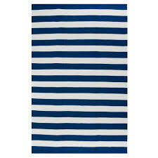 Black And White Outdoor Rug Nantucket Blue White Outdoor Rug Fab Habitat Dfohome