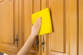 lets clean how to clean grease off kitchen cabinets how to clean