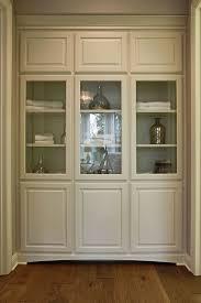 Kitchen Bathroom Cabinets Vanity With Matching Linen Cabinet - Floor to ceiling bathroom vanity