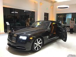rolls royce dealership premiering the rolls royce dawn at rolls royce motor cars pasadena