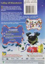 amazon com mickey mouse clubhouse mickey saves santa tony