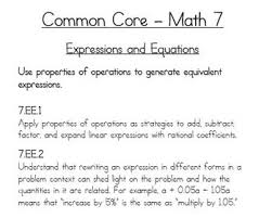 grade math common core simplifying rational expressions maze