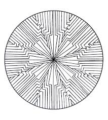 free mandala to color harmonia mandalas coloring pages for