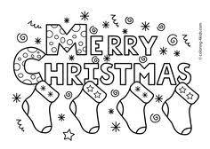 merry christmas coloring christmas christmas