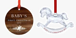 christmas ornaments for baby 13 best baby s christmas ornament ideas for 2018