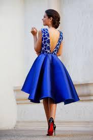 royal blue cocktail dress oasis amor fashion