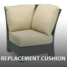 Wicker Loveseat Replacement Cushions Sunset West Solana Love Seat Replacement Cushions Wicker Com