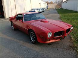 1973 pontiac firebird trans am for sale classiccars com cc 881140