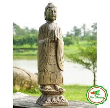 large buddha statue decorative zen home sculpture art outdoor
