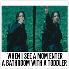 Potty Training Memes - to the woman in the bathroom stall next to me today s the best day