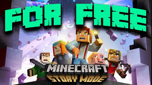 minecraft free for android how to minecraft story mode for free android