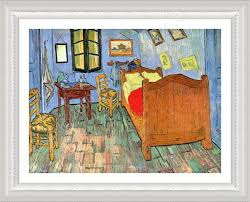 vincent van gogh bedroom framed poster bedroom at arles vincent van gogh oil paintings prints