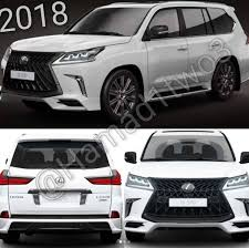 lexus lx us news 2018 lexus lx 570 superior leaked ahead of russia middle east debut