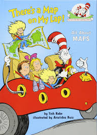 there u0027s a map on my lap all about maps cat in the hat u0027s
