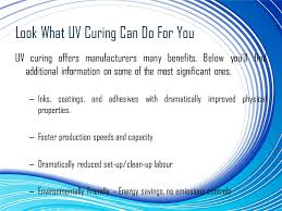 What Is Uv Light Apl Machinery Pvt Ltd What Is Uv Curing Ultraviolet Curing Is