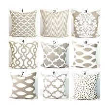Cheap Sofa Pillows Best 25 Neutral Pillow Covers Ideas On Pinterest Neutral
