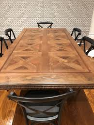 French Provincial Dining Table by Custom Made Paris French Provincial Dining Table Custom Made