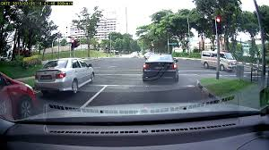 beating the red light traffic violation singapore sge27p beating red light youtube