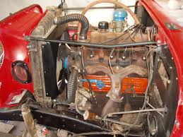 jeep hurricane willys jeep project hurricane engine 2 0