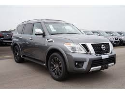 2017 nissan armada platinum nissan armada in naperville il gerald nissan of naperville