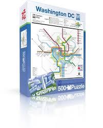 washington dc map puzzle dc metro new york puzzle company