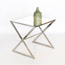 X Side Table Side U0026 Accent Tables