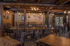 National Bar And Dining Rooms by Dining At Redfish Stanley Idaho Restaurants Redfish Lake Lodge