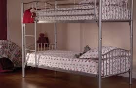 3ft Bunk Beds Buy Sweet Dreams Soria Single Metal Bunk Bed Bedstar