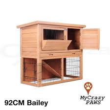 Rabbit And Guinea Pig Hutches 150cm Rabbit Hutch Cage Outdoor Rabbit Guinea Pig Chicken Small